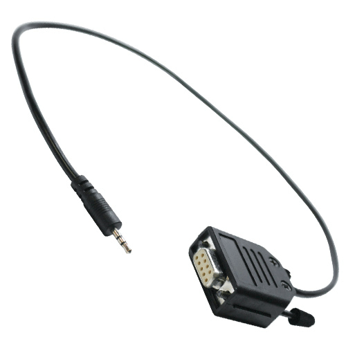 210-502 CalChek Communication Cable, for Leland Legacy use with a Defender Calibrator