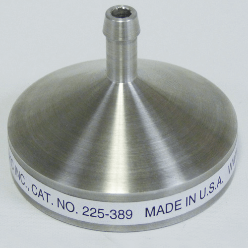 225-389 Calibration Adaptor for Disposable Parallel Particle Impactors (PPIs)