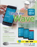 SmartWave App - set, operate and monitor your Pocket Pump Touch Pump from your mobile