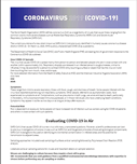 COVID-19 Facts and Sampling