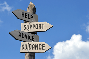SKC offer a range of help and advice