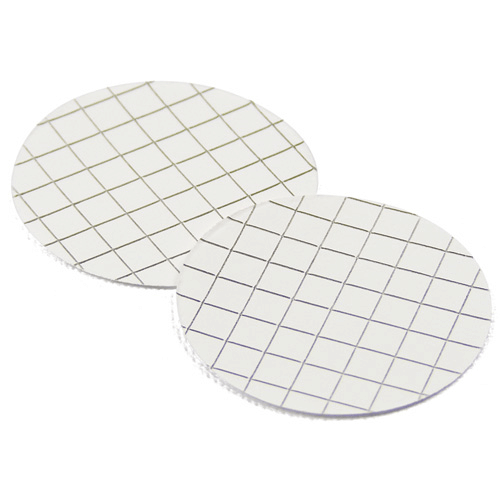 225-1913 Mixed Cellulose Membrane (MCE) Filters, diameter 25mm, Pore Size 0.8 µm, used for asbestos sampling in the UK