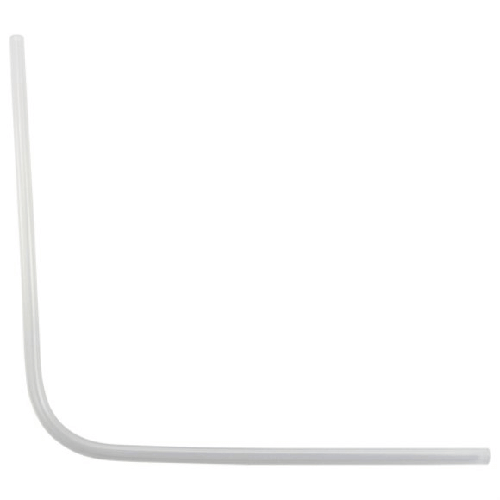225-0023 90degree PFA Tube Bend, used to connect a PFA impinger (Part Number 225-0020 only) to a sample pump