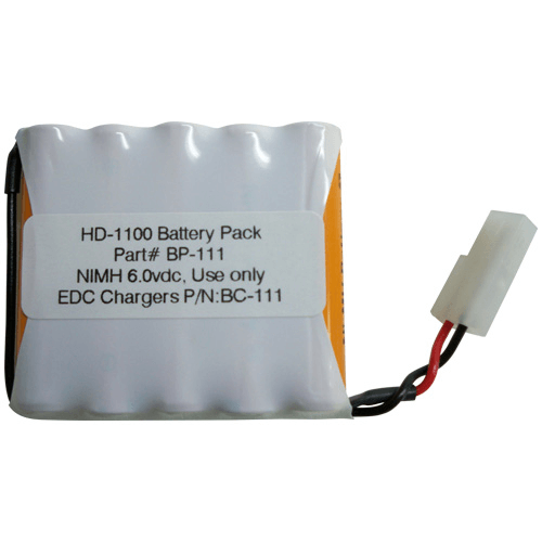 770-108 Replacement Battery Pack for HAZ-DUST I