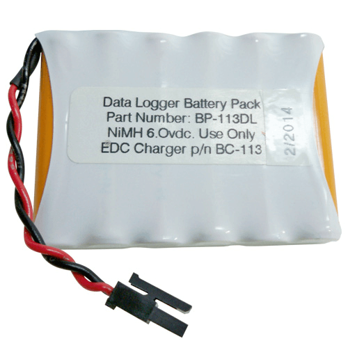 770-127 Replacement Battery Pack for Data Logger