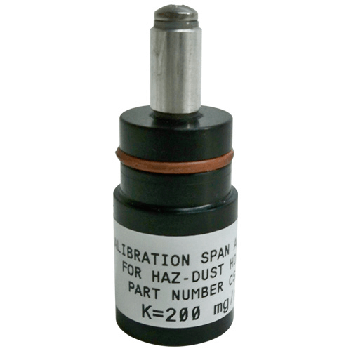 770-140 Calibration Standard, for verifying span and optical sensor performance