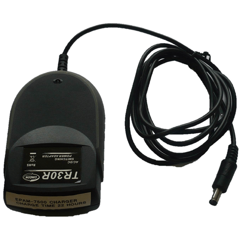 770-221 AC Charger 110-240V, that can also be used to operate EPAM 7500 continuously