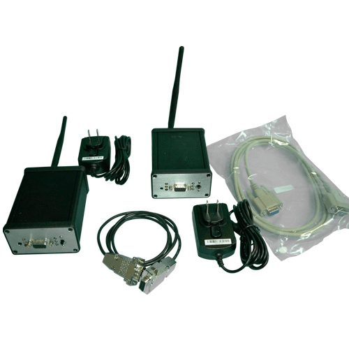770-505X Wireless Radio Modem, 900 MHz (US), 868MHz (Europe) with up to 450 m line-of-sight transmission