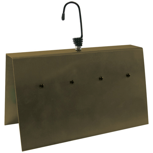 690-303 Shelter for mounting passive samplers for Outdoor Sampling