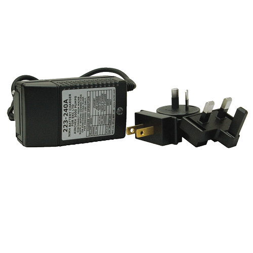 223-240A Single Station Fast Charger 100-240 V with multiplug for UK, Europe, USA, Australia, New Zealand for AirChek 3000