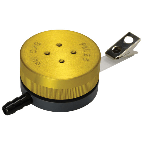 225-352 Personal Modular Impactor (PMI) (gold) for PM2.5, flow rate 3 L/min
