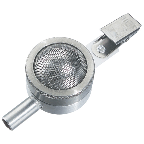 225-360 SKC Button Sampler with lapel clip, ideal for low level personal or area inhalable sampling.