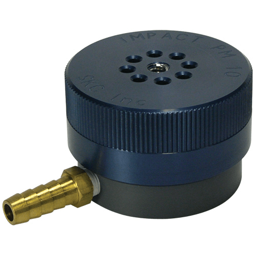 225-390 Impact Sampling Head, includes filter cassette, calibration adaptor and rain cover for sampling head