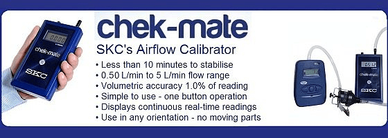 chek-mate - The Handheld Calibrator with 1% Accuracy