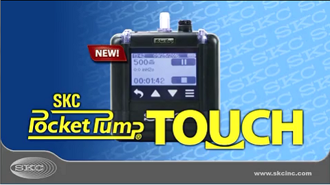 Pocket Pump Touch Video