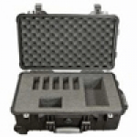 Pelican Deluxe Hard-sided Five Pump Case