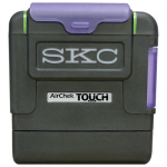 AirChek TOUCH - the first personal air sampling pump with a colour touch screen display