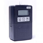 The AirChek XR5000 air sampling pump will operate for up to 40 hours